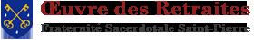 Retraite de Saint Ignace et autres retraites spirituelles Logo