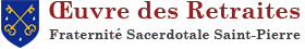 Oeuvre des retraites Logo