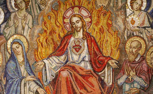 Retraite du Sacré-Cœur à Paray-le-Monial - Retraite de Saint Ignace et  autres retraites spirituelles